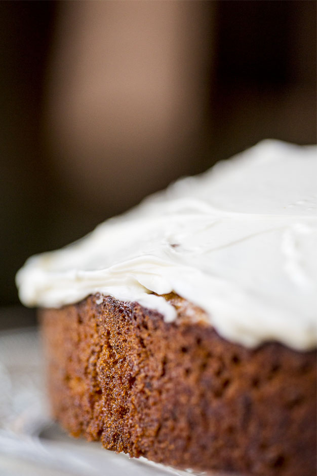 Notre carrot cake fait maison, idéal pour un dessert ou une pause sucrée